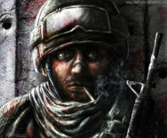 Soldier by AtomiccircuS