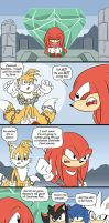 A Very Knuckles Christmas Carol by Chauvels