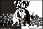 Spy vs spy Classic by XSol-StudiosX