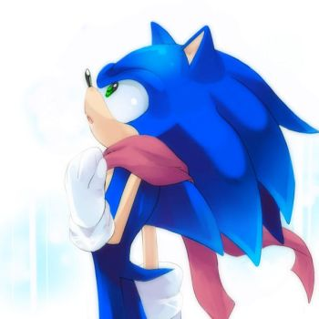 +One-Hour-Sonic+ Winter by seraito