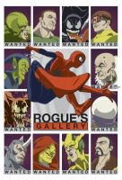 Rogue's Gallery by paco850
