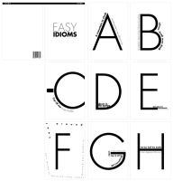 EASY IDIOMS BOOK by xiruxiru