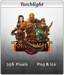 Torchlight - Icon by Crussong