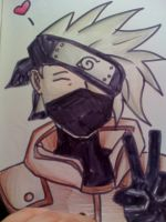 Kakashi by TheRierie