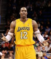 Dwight Howard Lakers jersey by Angelmaker666