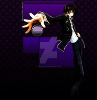 . YouTube BG . Lelouch . by ChappiNicky