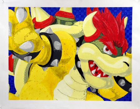 The King Koopa by PongApp
