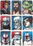 Topps - Star Wars Master Works 1 by JoeHoganArt