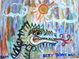 Sea dragon on parade 2009 by beatrixxx