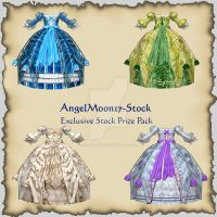 Victorian dresses by AngelMoon17