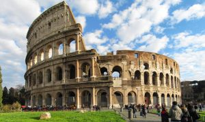 colosseum by Itapao
