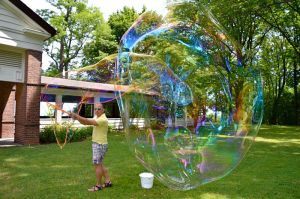 Soap Bubbles Wizard by SniperOfSiberia