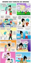 Where Did Yamcha Go Wrong by SilverLady7