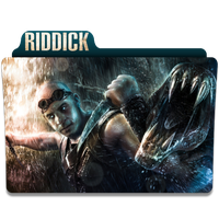 Riddick 2013-Movie by Alchemist10