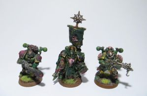 Plague Marines [7] by MetalOxide-Creations