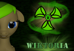 Wiktoria Card (request) by Neros1990