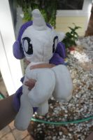 Holdable Filly Rarity :Commission: by LordBoop