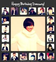 Happy Birthday Daesung by Hentaro