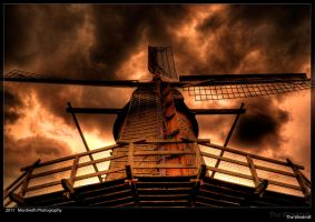 The Windmill by Mordredh