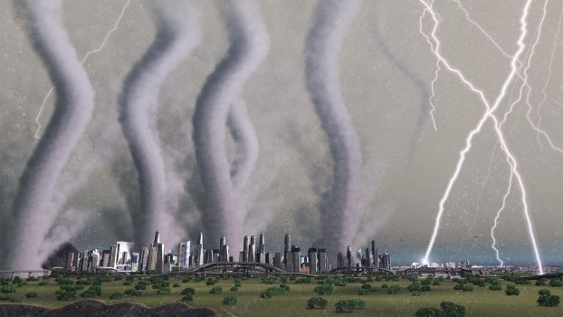 Cities Skylines - The End Times by Shroomworks