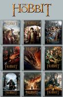 The Hobbit Icon Pack by dander2