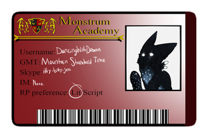 [ MA - Contact Card ] by DancingWithDreams