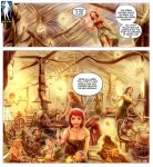 Welcome to the Green Goddess Inn by giantess-fan-comics