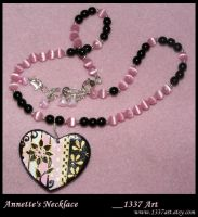 Annette's Necklace by 1337-Art