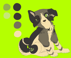 Puppy adopt // closed by P-e-t-a-l