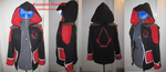 Assassin Hoodie Finished by SethImmortal