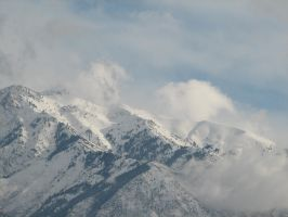 Misty Wasatch Top by fieelgh