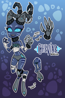 cheviae ref by Xeiv