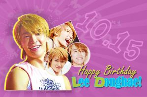 HBD Donghae! by Aira25