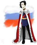 Tsar Miles I by ImOnlyLittle