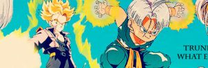 Trunks banner by Amersss