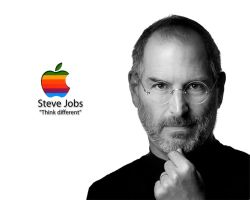 Steve Jobs by CitizenXCreation