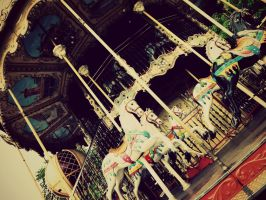 Carousel by LizzieRaven