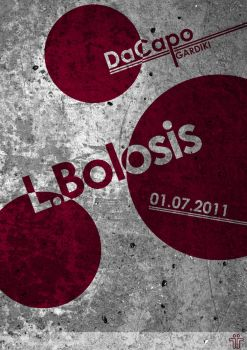 L.Bolosis at DaCapo by giodim