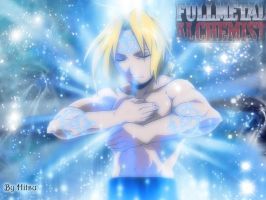 Edward Elric Final GoodBye by Kamio-Tenshi