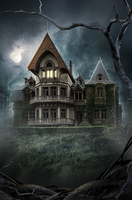 Haunted House by conzpiracy