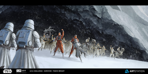 ILM - The Job - Echo Base Prison Escape - Final by ApneicMonkey