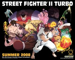 Street Fighter II Turbo Teaser by UdonCrew
