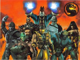 MK Netherrealm by The37thChamber