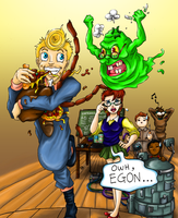 Owh, Egon... by fellow-traveller