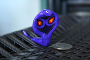 #024 Arbok by AnnalaFlame