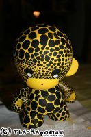 MUNNY - Giraffe by THE-REPOMAN