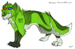 Dogformer Crosshairs by Arsevere