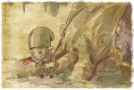 Thomas the Leap Year sketching Elf 14 by D-Gee