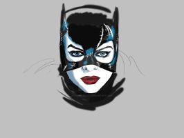 Catwoman (Batman Returns) by Fighter4luv
