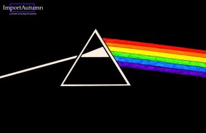 Daily Drawing #19 - Dark side of the Moon Album by ImportAutumn